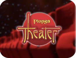Arno in het Plopsa Theater